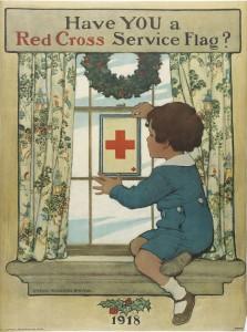 World War One poster by Jessie Willcox Smith P.2284.107